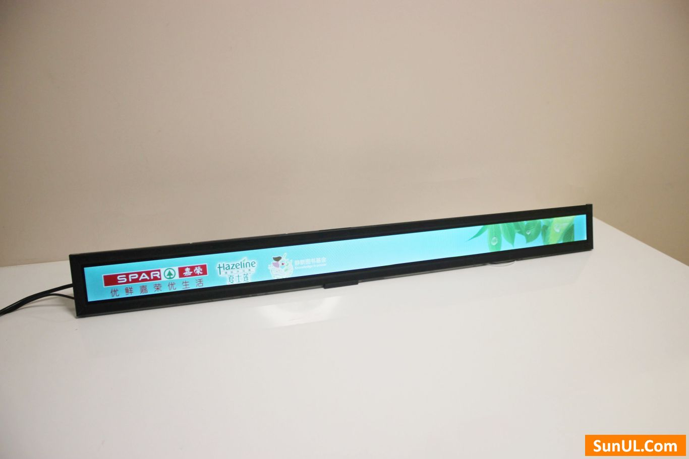 23.6 Zoll Shelf Edge LCD-Display